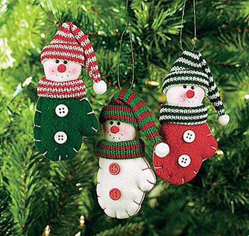 Новогоднее украшение своими руками на конкурс