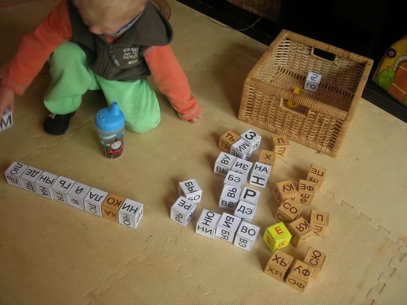 Кубики зайцева своими руками фото