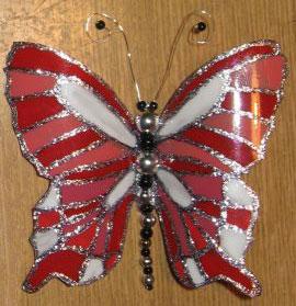 Бабочки своими руками фото